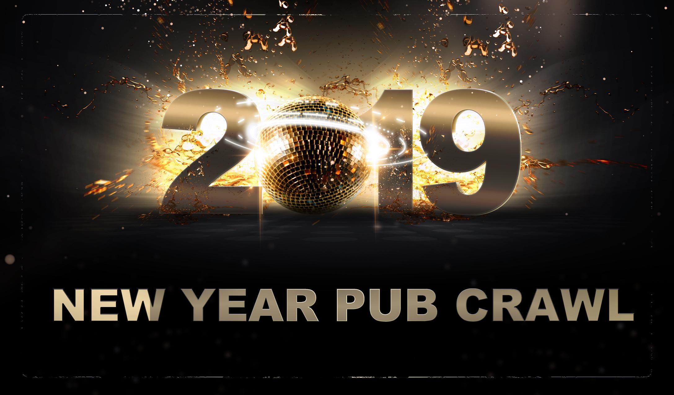 New Year Pub Crawl
